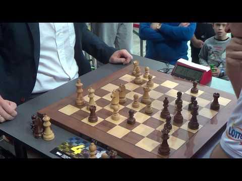GM Wojtaszek Radoslaw - GM Gajewski Grzegorz, Catalan opening, Rapid chess, PART II