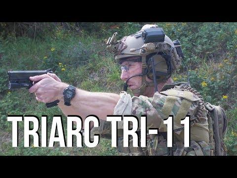 Triarc 2011 TRI-11 Review (Modern 9mm 1911)