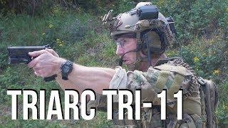 Triarc 2011 Tri-11 Review  Modern 9mm 1911