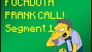 ABUSIVE DAD PRANK CALL! Feat. MasterMurfGames! (Prank Call Segment 1) --FOCADOTA NETWORK