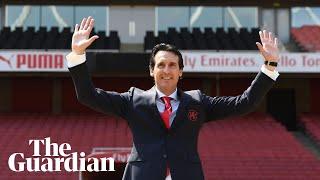 'I am very demanding': Unai Emery unveiled by Arsenal thumbnail