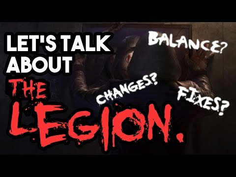 Let's talk about The Legion