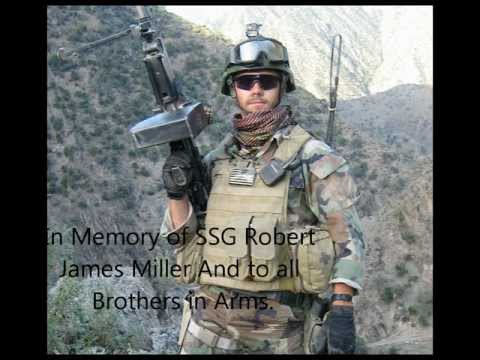 System of a Down - Soldier Slide- In memory of SSG Robert James Miller