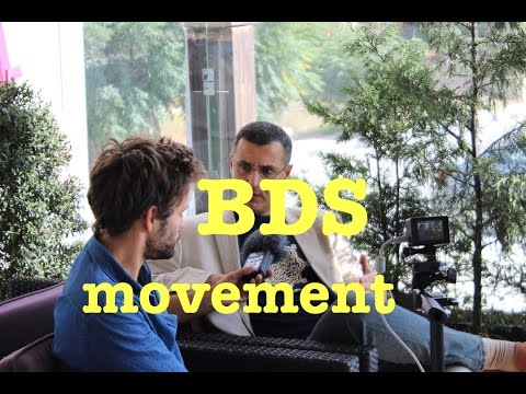 Omar Barghouti on the BDS movement - Jung & Naiv in Palestine: Episode 203