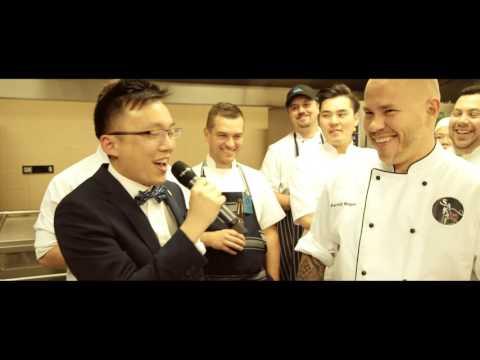 """Sakai In SA"" Charity Dinner, featuring Iron Chef Hiroyuki Sakai ラ・ロシェル 坂井宏行"