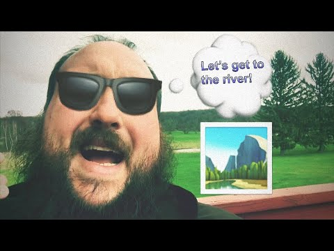 Going Down to the River! - Part 3 of Growing in Prayer with St. Teresa of Avila