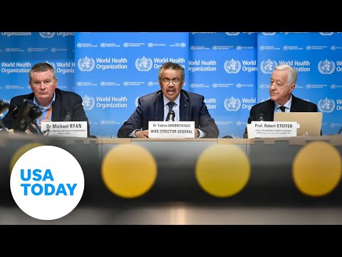 WHO Gives Briefing On Coronavirus Outbreak | USA TODAY