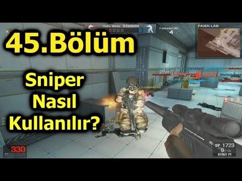 Sniper Nedir? BLoodRappeR - 45.Bölüm Wolfteam