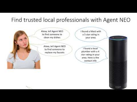 Agent NEO - Find trusted local Professionals and Services