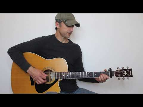 Simple - Florida Georgia Line - Guitar Lesson | Tutorial