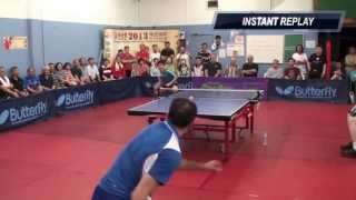 Yuan Xiao Jie vs Zaman Molla Open Singles SF