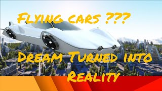 Top 5 Future concept flying cars that will blow your mind  2017