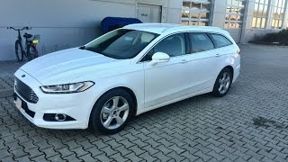 new ford mondeo 2015 titanium