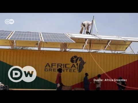 Bringing power to Africa | DW English