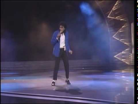 HQ Michael Jackson - TWYMMF and Man in the Mirror Live From the 1988 Grammy Awards