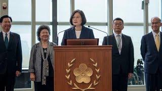 VOA连线(张永泰):台湾总统蔡英文出访中美洲友邦并过境美国