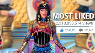 Top 100 Most LIKED Songs Of All Time (May 2018) #6