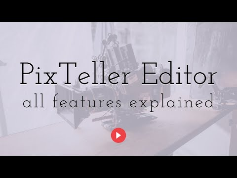 PixTeller Editor - All Features & Updates Explained