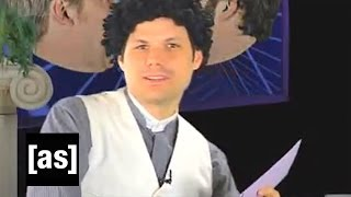 Michael Ian Black, Focus on Comedy | Tim and Eric Awesome Show, Great Job! | Adult Swim