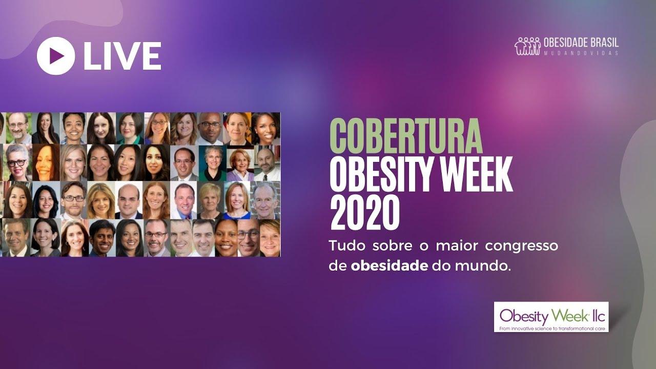 Boletim diário do Obesity Week - Dia 1