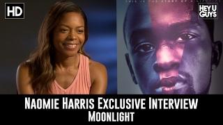 Naomie Harris Exclusive Interview - Moonlight