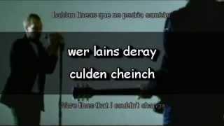In my place - Coldplay (PRONUNCIACION Y LETRA)