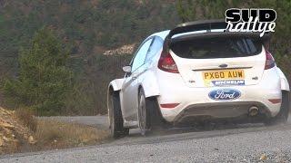 Vid�o Test Rallye Monte Carlo 2015 - Ott T�nak (Ford Fiesta WRC) (HD) par SudRallye (1270 vues)