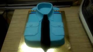 Торт для полицейского