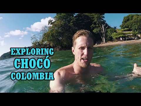 FIRST IMPRESSIONS OF THE CHOCÓ COAST OF COLOMBIA!
