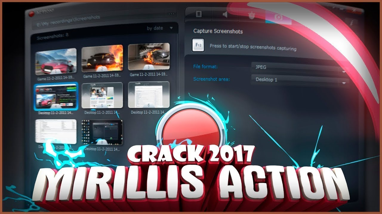 mirillis action 2.8.2.0 activation key