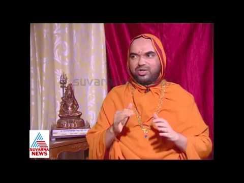 Raghaveshwara Shri interview with Suvarna News | Part 1