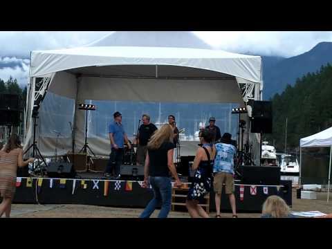 The Tony Beck  Band Bowfest 2013 Funk 49  Waitin' For The Bus