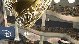 Designing The Disney Wish: Unveiling Dazzling New ...