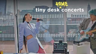 Rina Sawayama: Tiny Desk (Home) Concert