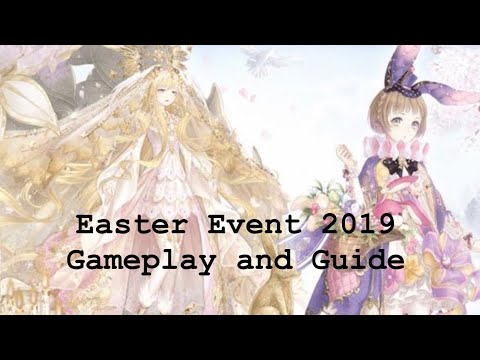 Love Nikki - NEW Star Spirit Easter Event Tutorial and Demo + ART CONTEST! thumbnail