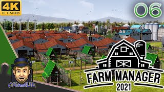 EXPANSIONS EVERYWHERE! - Farm Manager 2021 - 06 - Farm Manager 2021 Gameplay Lets Play