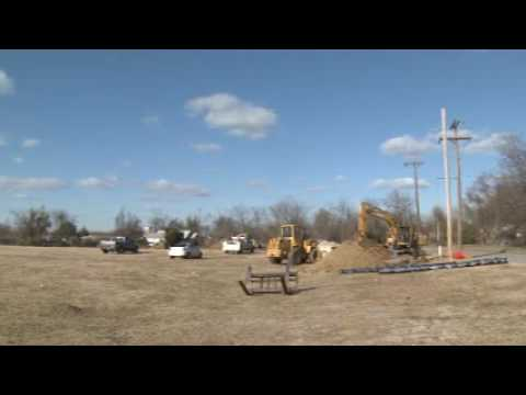 OETA Story on North Tulsa Retail Groundbreaking aired on 12/04/09
