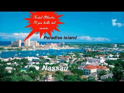 3/1996 - Visita alle Bahamas: Nassau e Paradise Island.