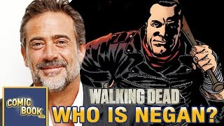 The Walking Dead: Who Is Negan? He's Been Cast!