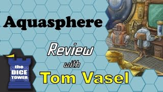 Aquasphere Review - with Tom Vasel