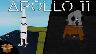 Apollo 11 || Roblox Plane Crazy