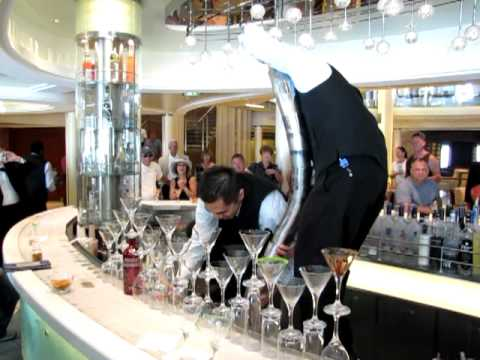 Celebrity Eclipse Martini Bar February 2011  YouTube