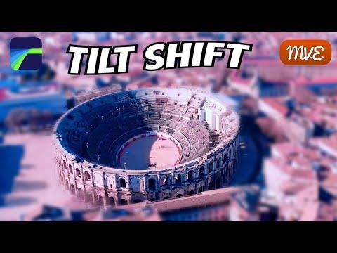 Tilt Shift Effect! from LumaFusion!!!