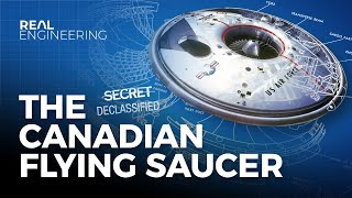 The Real Flying Saucer