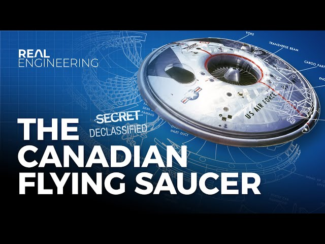 Why Canada's Flying Saucer Failed
