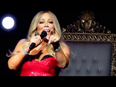 Mariah Carey - 'Foxwoods' Belting Range/Vocal Condition! (Oct 14 2017)