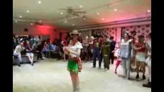Tlc Salsa Caliente 16 August 2013 - 't' Party Themed Night