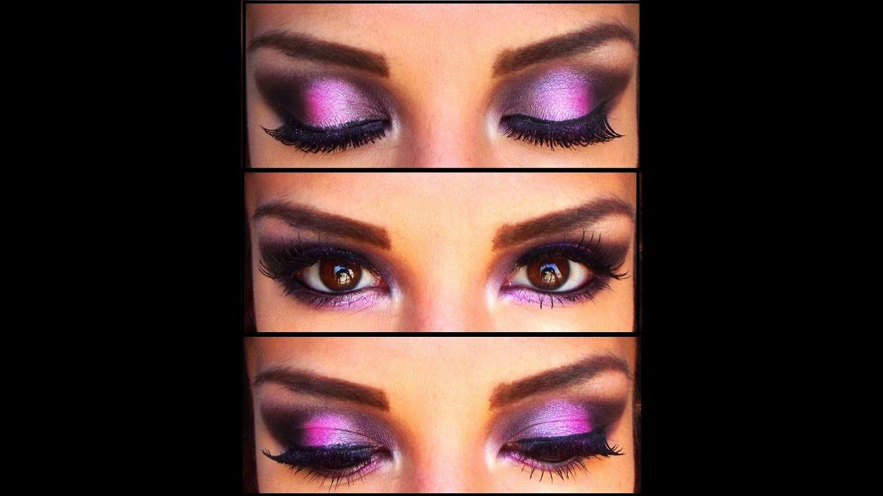maquillage de ojos