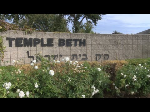 Temple Beth Israel Synagogue Vandalized