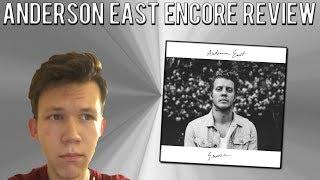 Anderson East - Encore Album Reaction/Review